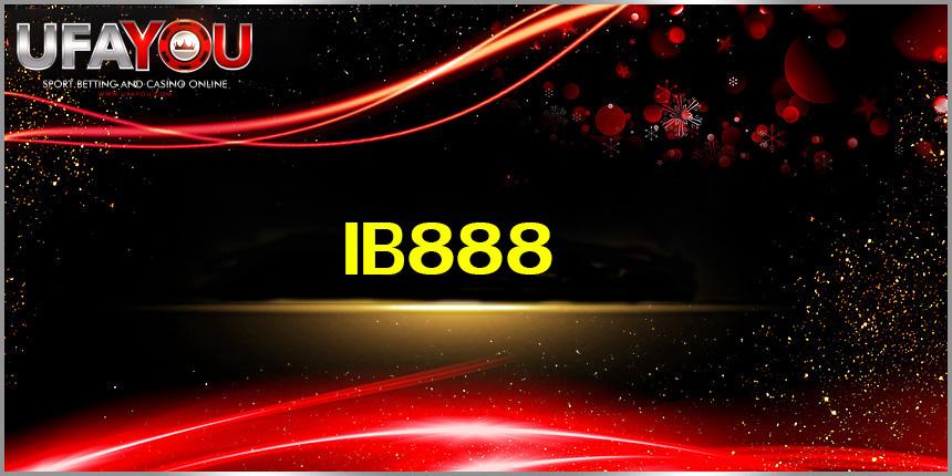 IB888 คาสิโนออนไลน์ แจกเครดิตฟรีทุกวัน มีให้คุณเลือกเล่นเกมมากมาย